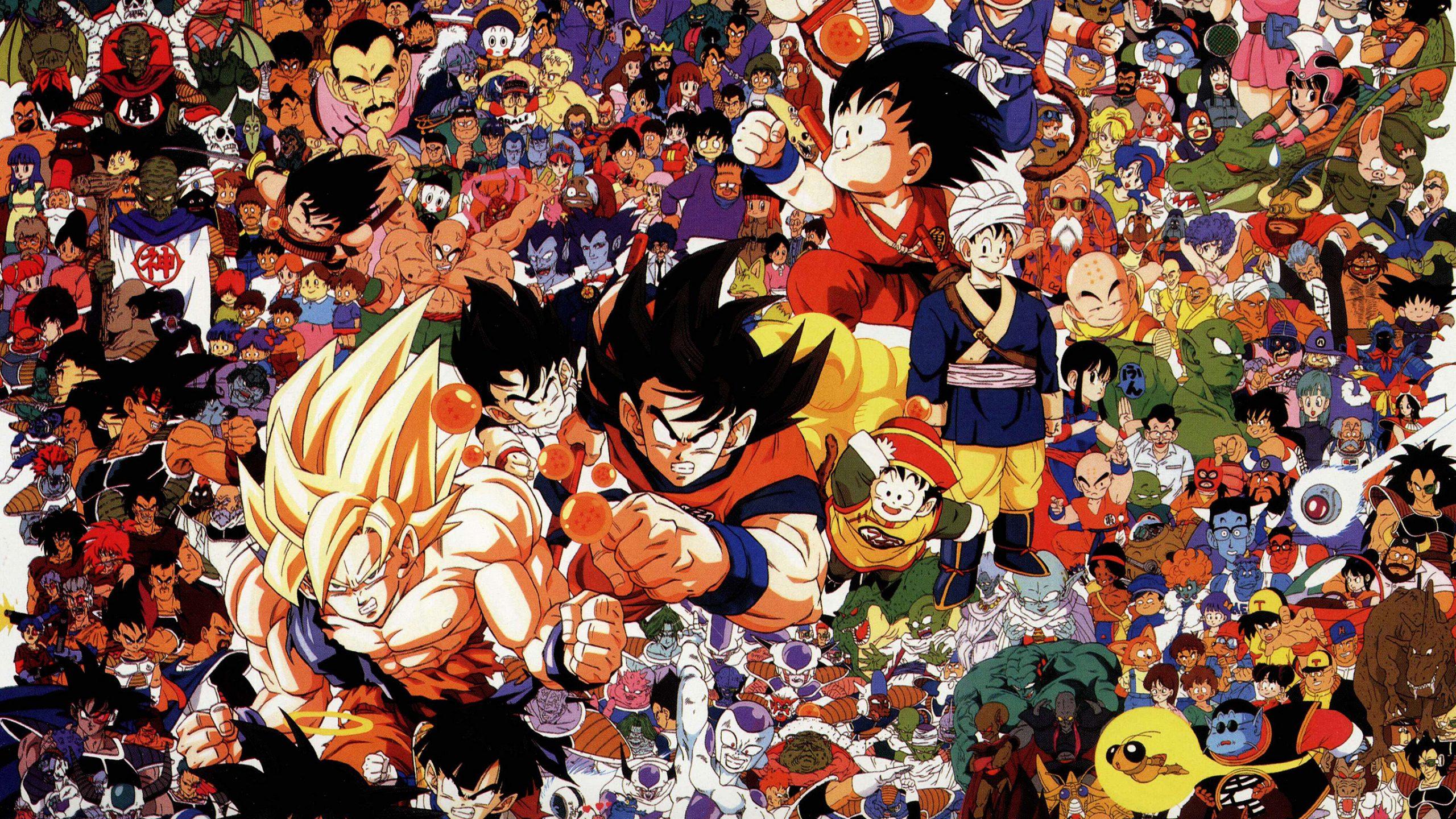 7) Dragon Ball