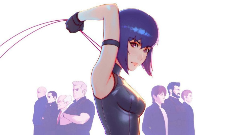Ghost in the Shell's Major Featured on Fashion Magazine Cover