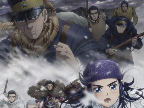 All Might's Kenta Miyake Lands Voice Role in Golden Kamuy Season 3