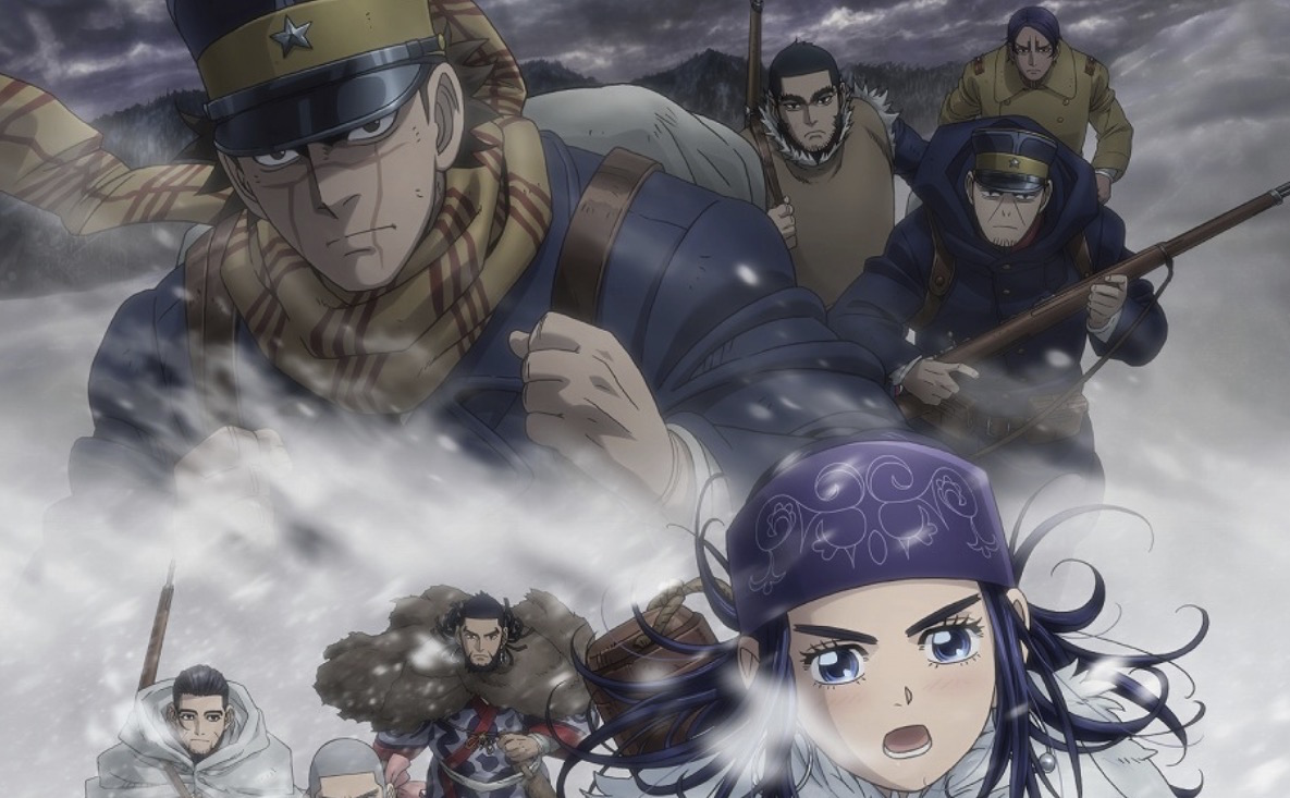 golden kamuy season 3