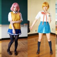 Dokyuu Hentai HxEROS Photos Feature Female Leads in Cosplay