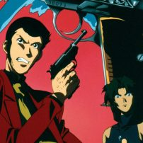 Lupin III Fan Busts Out a Walther P38 to Rob Convenience Store