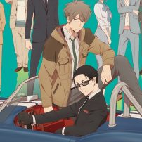 Millionaire Detective Anime Returns July 30 After COVID-19 Delay