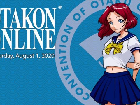 Otakon Announces Online Event for August 1