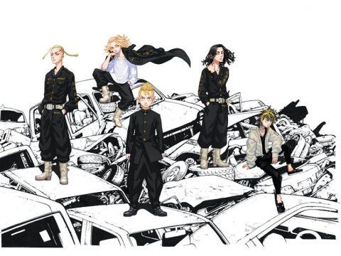 Tokyo Revengers Manga Picks Up Anime for 2021