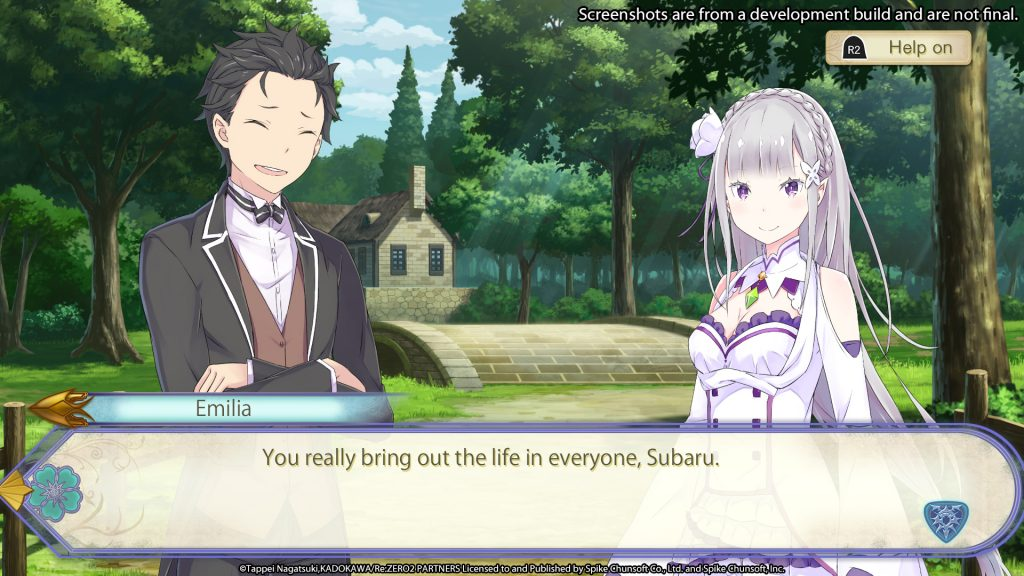 Re:ZERO – Starting Life in Another World: The Prophecy of the Throne Lands English Release