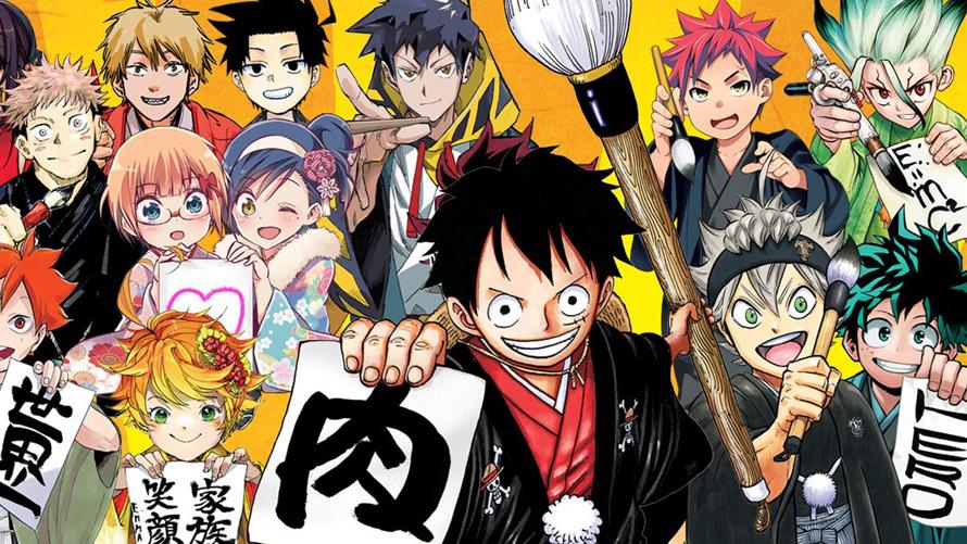 The Top 20 Shonen Anime Adaptations Ranked by Otaku USA Readers
