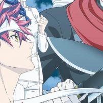 Food Wars! Shokugeki no Soma Season 5 Serves Up New Trailer