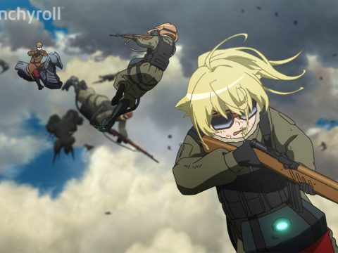 Saga of Tanya the Evil –  The Movie – Brings the Battle to U.S. Theaters!