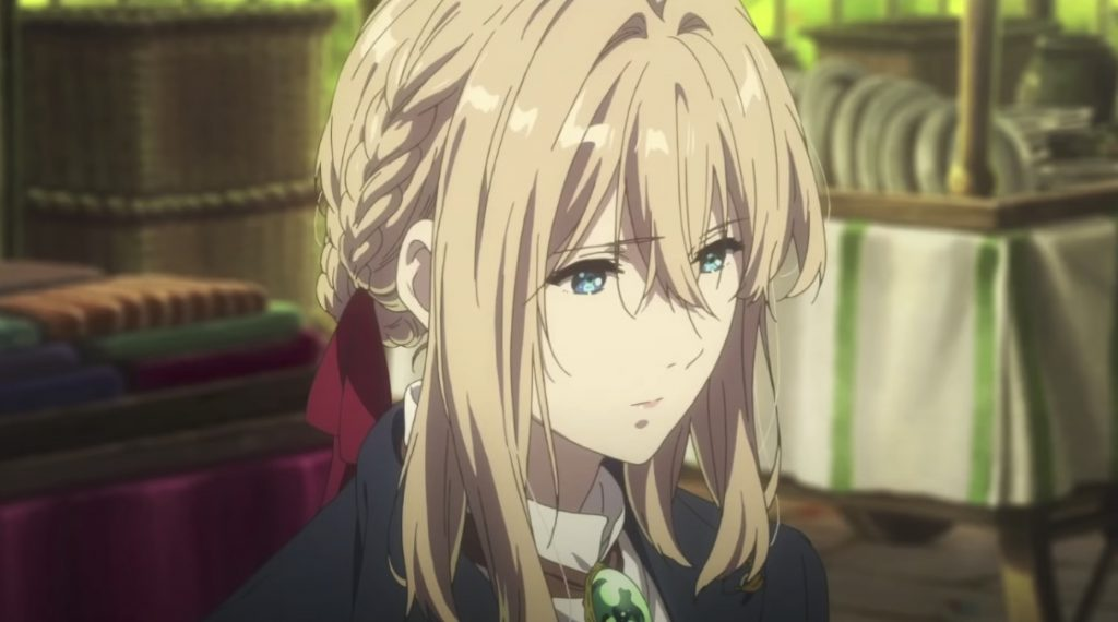 Violet Evergarden Anime Film Finally Gets New Release Date