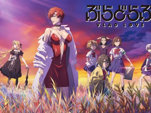 Mamoru Oshii's VLADLOVE Reveals New Trailer, Poster Contest
