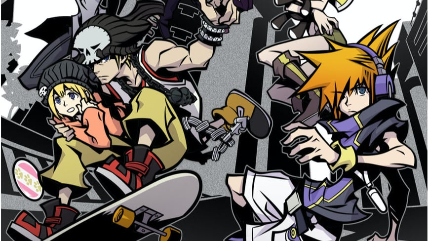 The World Ends With You RPG Lands Anime Adaptation