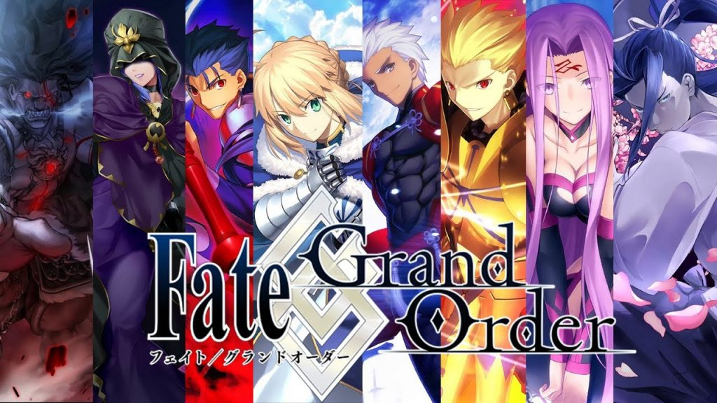 Fate/Grand Order continues to rule in Japan