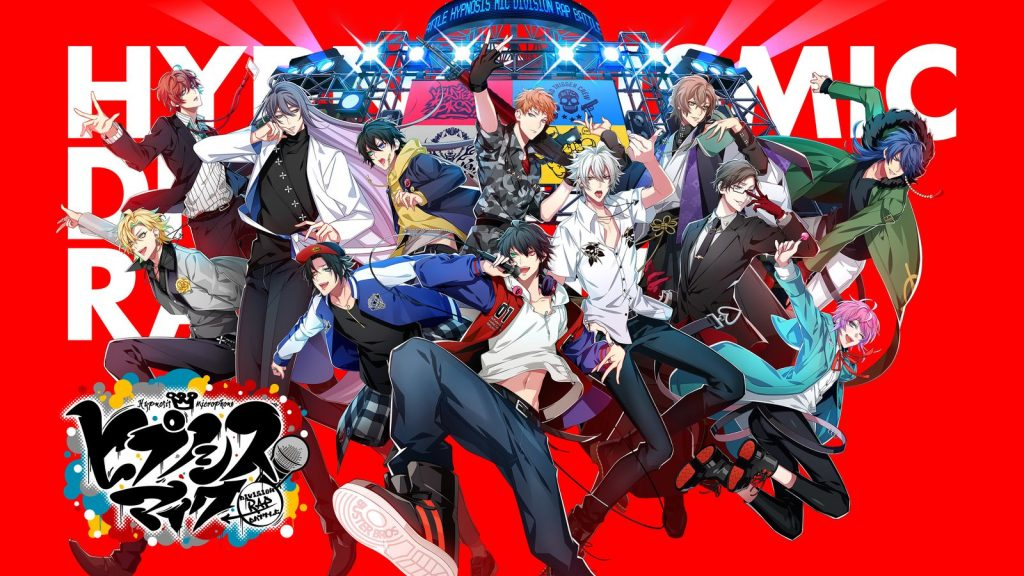 Rap battle project Hypnosis Mic is on its way to the anime stage of its media mix life