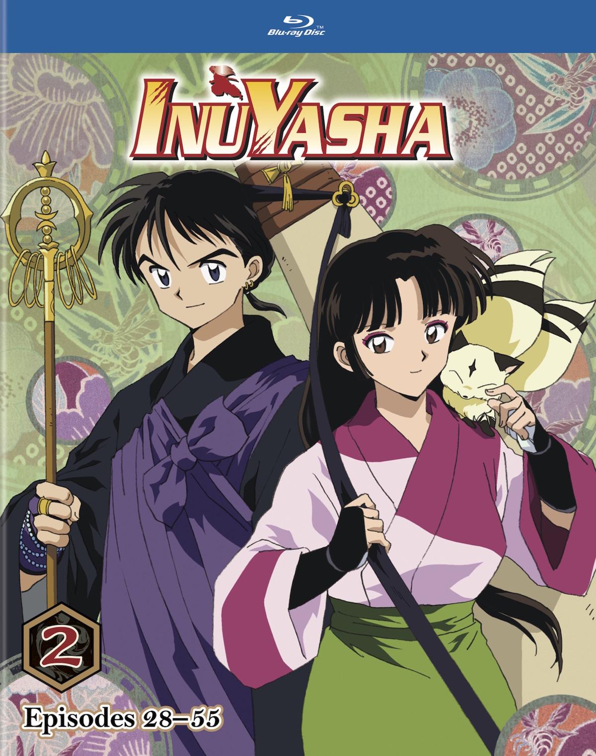 Inuyasha Set 2