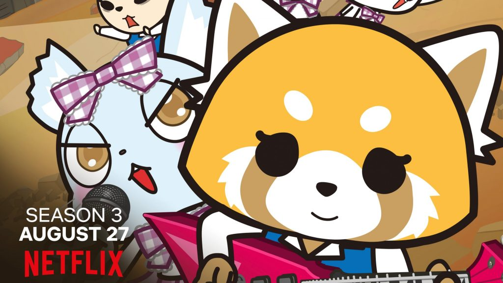 Aggretsuko Season 3 Hits Netflix August 27