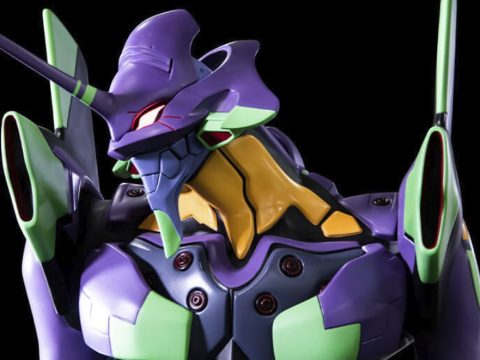 Human-Size Evangelion Statue Costs Over $30,000