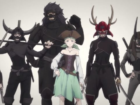 Crunchyroll and Adult Swim Team Up on Fena: Pirate Princess Anime