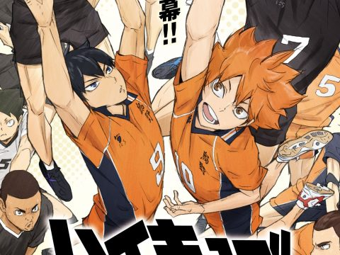 Haikyu!! To the Top Returns in October 2020