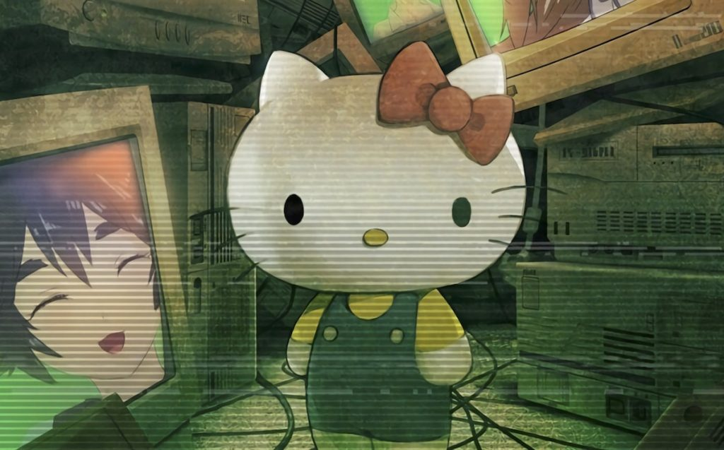 Steins;Gate Teams Up with Sanrio for Another Collab