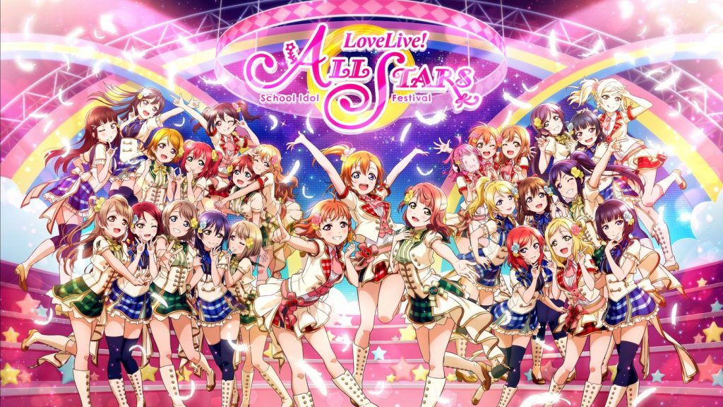 Love Live! goes even bigger as the mixed media field expands