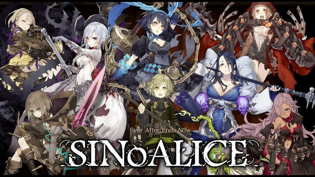 SINoALICE features dark iterations of storybook characters - as you do.