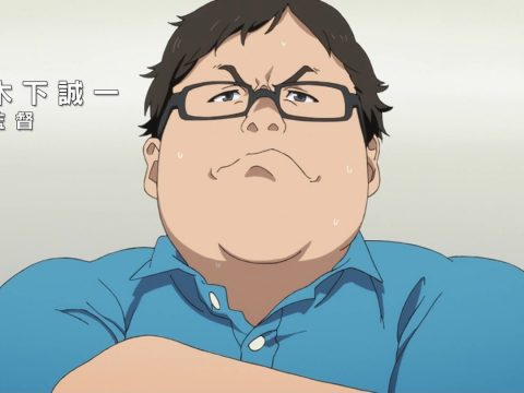"Shirobako Director Mizushima Teases Project ""Years"" in Making"