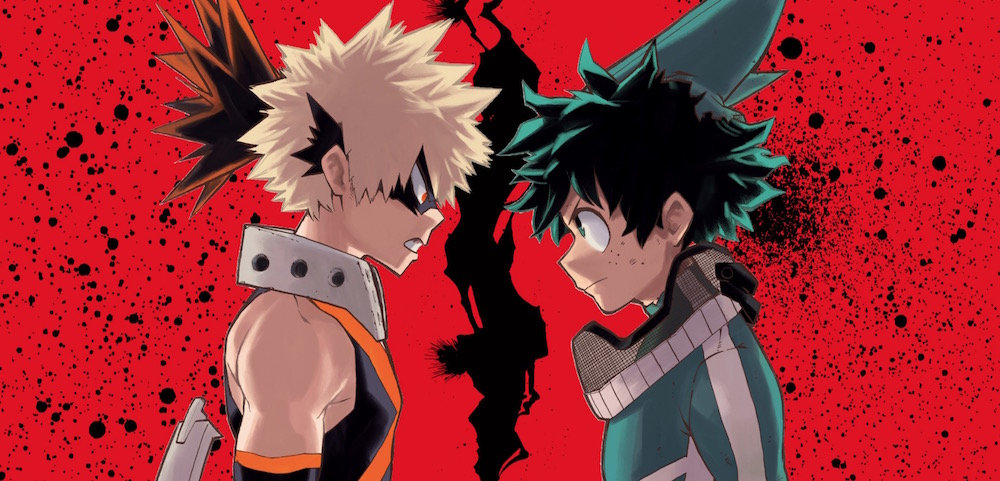 Justin Briner and Clifford Chapin Talk About Their My Hero Academia Characters