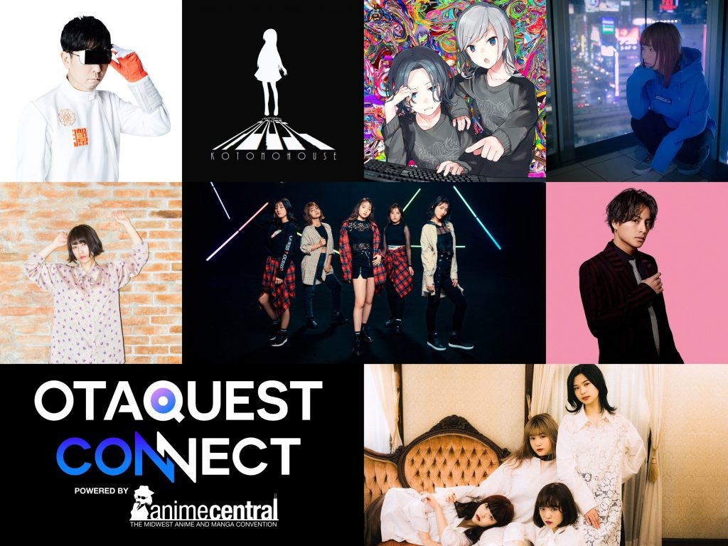 Anime Central and OTAQUEST Team Up for New Virtual Convention