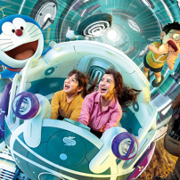 Anime Theme Park Rides You Can Only Experience in Japan