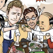 INTERVIEW: The Salaryman: Manga Edition Shows Life As an American Working in Japan