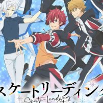 Skate-Leading Stars Anime Delayed Until January 2021