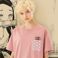 Fashion Brand Uniqlo Unveils Demon Slayer T-Shirts