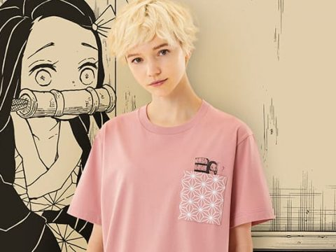 Fashion Brand Uniqlo Unveils Demon Slayer T-Shirts