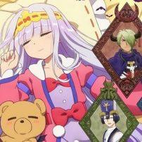 Sleepy Princess in the Demon Castle Anime Debuts in October