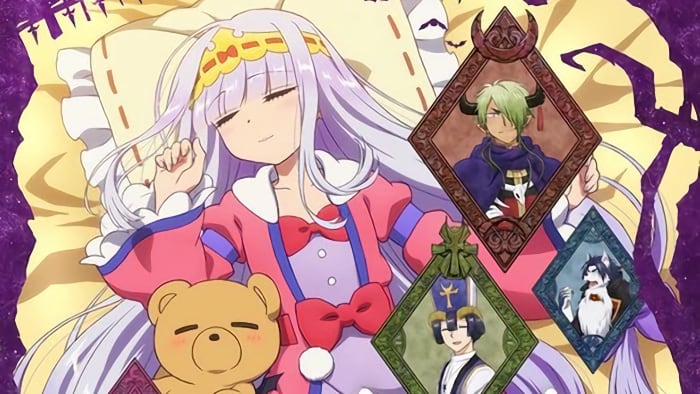 Sleepy Princess in the Demon Castle Anime Debuts in October