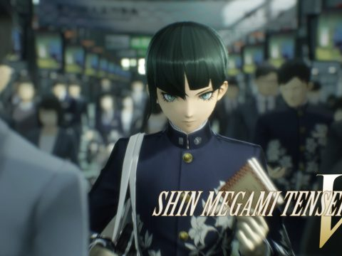 Shin Megami Tensei V Hits Switch in 2021, III Gets Remaster