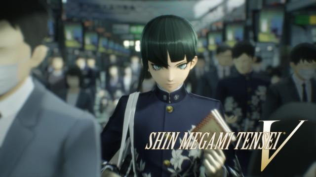 Shin Megami Tensei V Hits Switch in 2021, III Gets Remaster