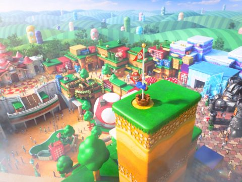 Super Nintendo World's Awesome Animatronics Caught in Action