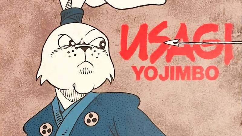Stan Sakai's Usagi Yojimbo Comic Gets CG Animated Netflix Series