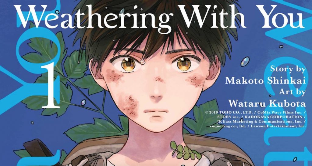 Weathering With You Manga Is Melancholic, Atmospheric and Moody