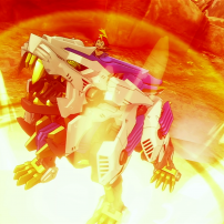 A New Zoids Wild Game is Making Its Way to the West
