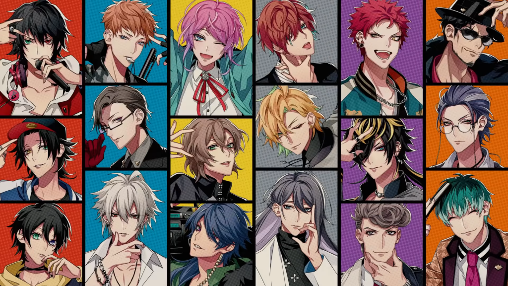 Hypnosis Mic Has Your Favorite Voice Actors Rapping