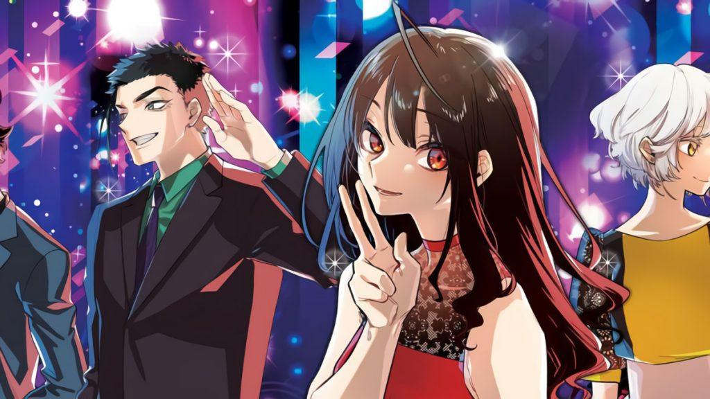 Act-Age [Manga Review]