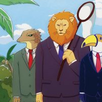 Africa Salaryman [Anime Review]
