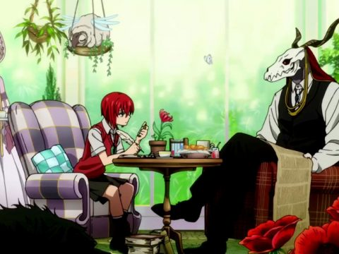 The Ancient Magus' Bride Manga Is on a Short Hiatus