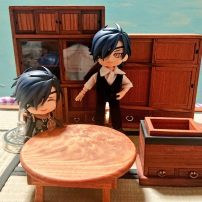 78-Year-Old Japanese Man Makes Mindblowingly Detailed Furniture For Anime Figures