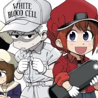 Cells At Work! Baby Manga Spinoff Is Science Done Adorably