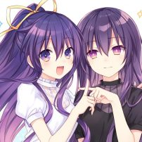 Date A Live Series Celebrates 100,000 Followers with New Art