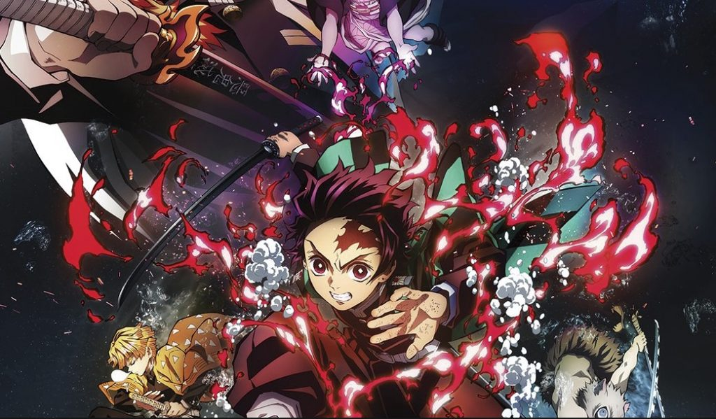 Demon Slayer: Mugen Train Movie Reveals New Trailer, Theme Song